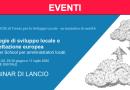 WEBINAR SULLO SVILUPPO LOCALE SOSTENIBILE DI FRONTE AL COVID-19